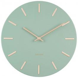 Designové nástěnné hodiny Karlsson KA5821GR 30cm