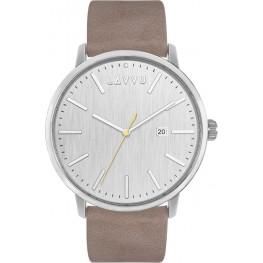 Pískově šedé pánské hodinky LAVVU LWM0176 COPENHAGEN COAST