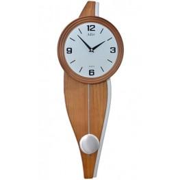 Kyvadlové hodiny Adler 20248-OAK