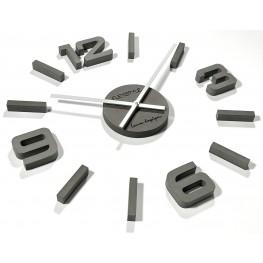 Flexistyle z54g - nalepovací hodiny s průměrem 50-75 cm