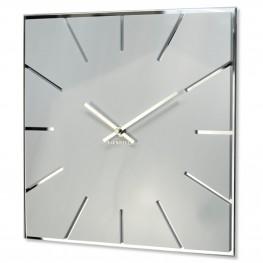 Flexistyle z119 - nástěnné skleněné hodiny s rozměrem 50 cm