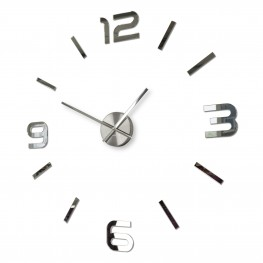 Flexistyle z5400g - nalepovací hodiny s průměrem až 80 cm