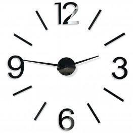 Flexistyle z540d - nalepovací hodiny s průměrem 100-130 cm