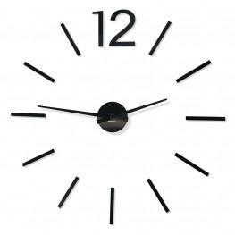 Flexistyle z540b - nalepovací hodiny s průměrem 100-130 cm