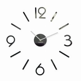 Flexistyle z54d - nalepovací hodiny s průměrem 50-75 cm