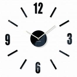 Flexistyle z54da - nalepovací hodiny s průměrem 50-75 cm