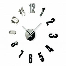 Flexistyle z54a - nalepovací hodiny s průměrem 50-75 cm