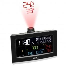 TFA 35.8002.01 - Bezdrátový WiFi budík s projekcí VIEW SHOW