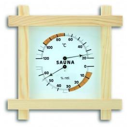 Sauna Kombinace (Teploměr, Vlhkoměr) - TFA 40.1008