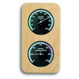 Sauna Kombinace (Teploměr, Vlhkoměr) - TFA 40.1004