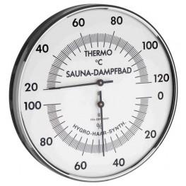 Kombinace (teploměr + vlhkoměr) do sauny TFA 40.1032