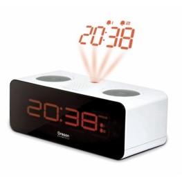 Digitální budík s FM radiopřijímačem RRA320PW