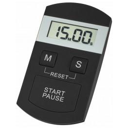 Minutky - časovač a stopky TFA 38.2005.01 - barva černá