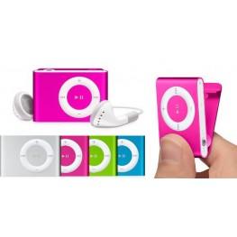 MP3 přehrávač DÁREK
