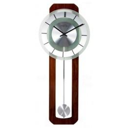 Hodiny NEXTIME 3143 Retro Pendulum Round 80 cm
