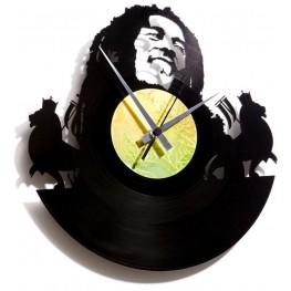 Hodiny Discoclock 022 Bob Marley 30cm