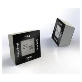 Digitální hodiny NEXTIME 5190zw Turn4Time 8cm