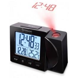 Digitální budík s teploměrem a projekcí RM512PBK