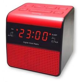 Digitální budík s FM radiopřijímačem WT 463R