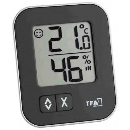 Digitální teploměr s vlhkoměrem TFA 30.5026.01 MOXX