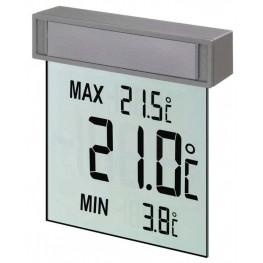 Venkovní digitální teploměr na okno TFA 30.1025