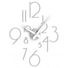 Designové nástěnné nalepovací hodiny I210GR IncantesimoDesign 59cm