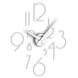 Designové nástěnné nalepovací hodiny I211BN IncantesimoDesign 85cm