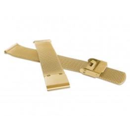Zlatý kovový tah MINET PARIS MESH Original Gold MPSMG18